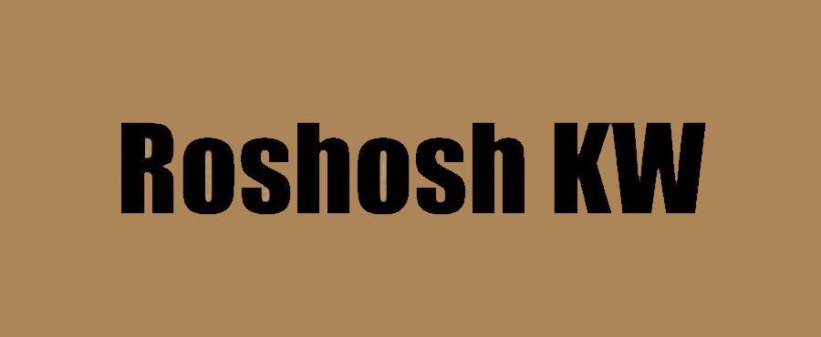 Roshosh